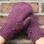The Cayuga Mittens, $5.50